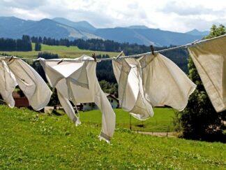 Bestes für d´ Wäsche